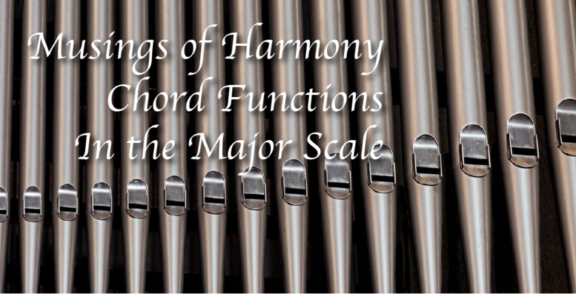 Featured Image for Chord Functions in the Major Scale
