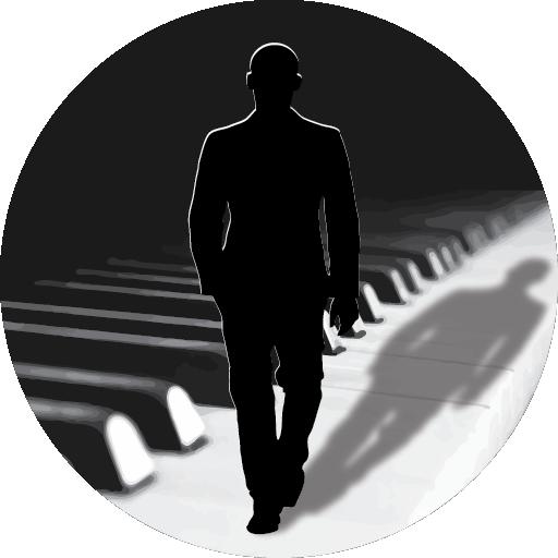 Logo Piano Walk icon
